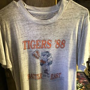 Other - 88' Detroit Tigers Playoff Tee Vintage